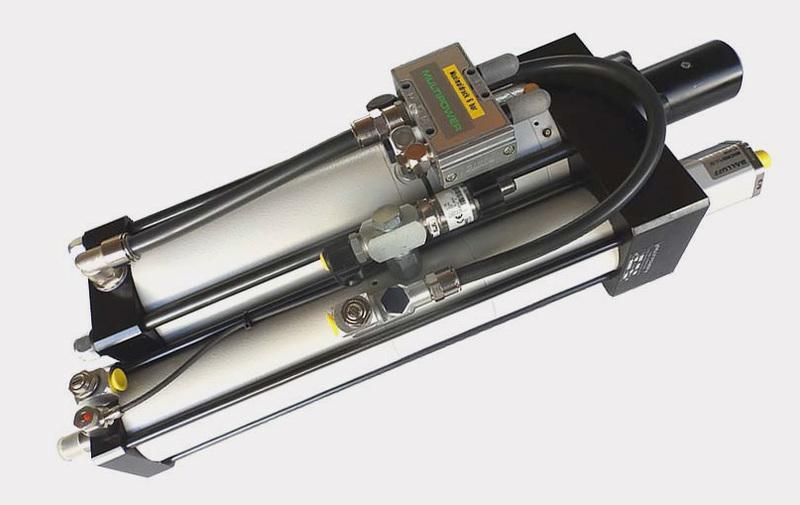Gruppo U80 - 80 kN corsa corta - Camar S.p.A.