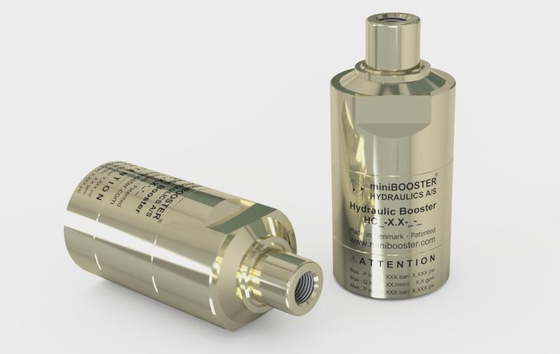 Gruppo HC2-9 - Moltiplicatore olio-olio HC2-9 a cartuccia - Fino a 8 l/min - Camar S.p.A.