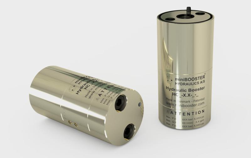 Gruppo HC3-9 - Moltiplicatore olio-olio HC3-9 a cartuccia - Fino a 15 l/min - Camar S.p.A.