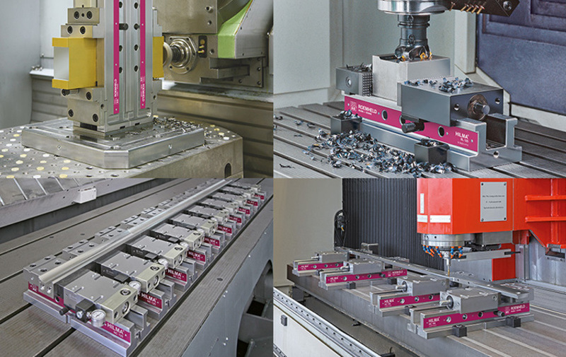 Gruppo 01 - Morse da macchina e sistemi HILMA - Camar S.p.A.