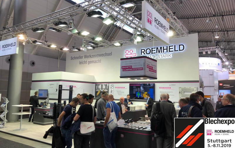 Blechexpo 2019 Hilma Gruppo Roemheld