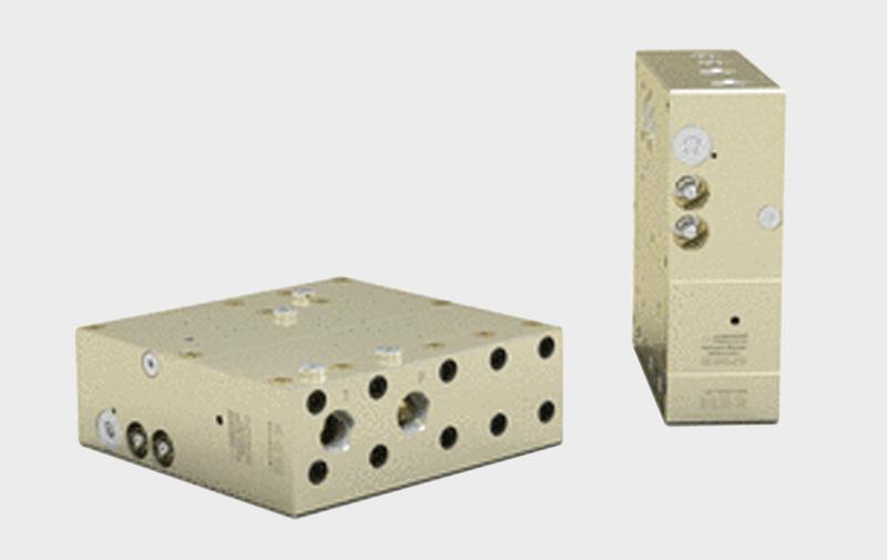 Gruppo HC62-013 - Sistema di moltiplicazione HC62-013 (fino a 800 bar e 300 l/min) - Camar S.p.A.