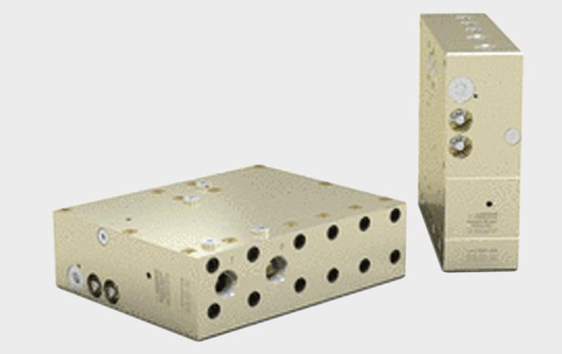 Gruppo HC63-013 - Sistema di moltiplicazione HC63-013 (fino a 800 bar e 300 l/min) - Camar S.p.A.