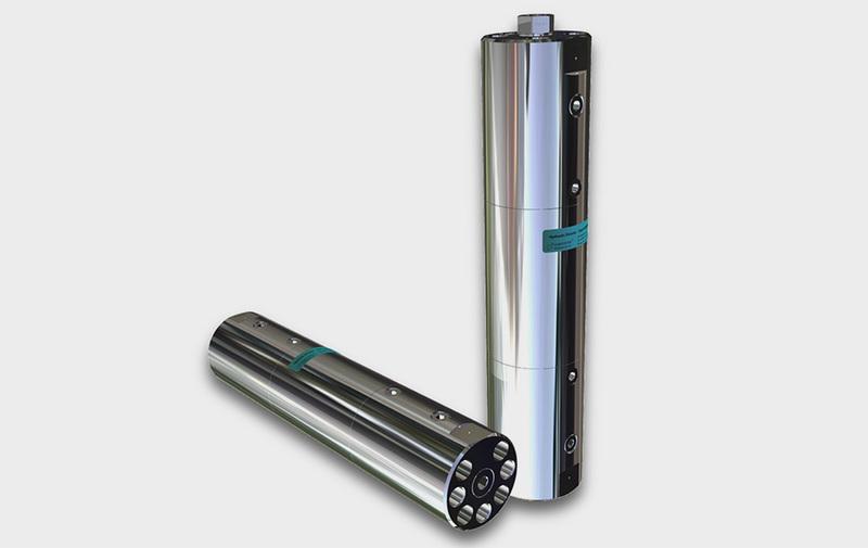 Gruppo HC9D2W - Moltiplicatore per 2 fluidi HC9D2W - Fino a 1380 bar - Camar S.p.A.