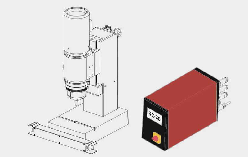 Gruppo  - Ribaditrici radiali standard BALTEC RC-30 (RN231 - Edizione 12-2019) – Camar S.p.A.