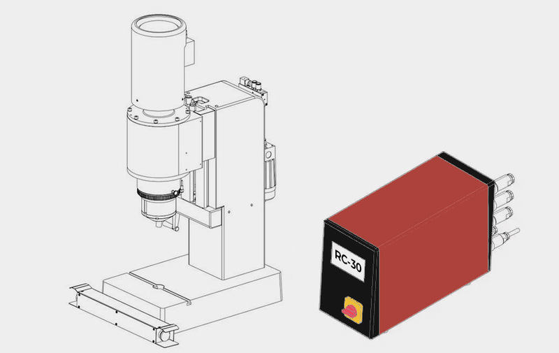Gruppo  - Ribaditrici radiali standard BALTEC RC-30 (RN331 - Edizione 12-2019) – Camar S.p.A.