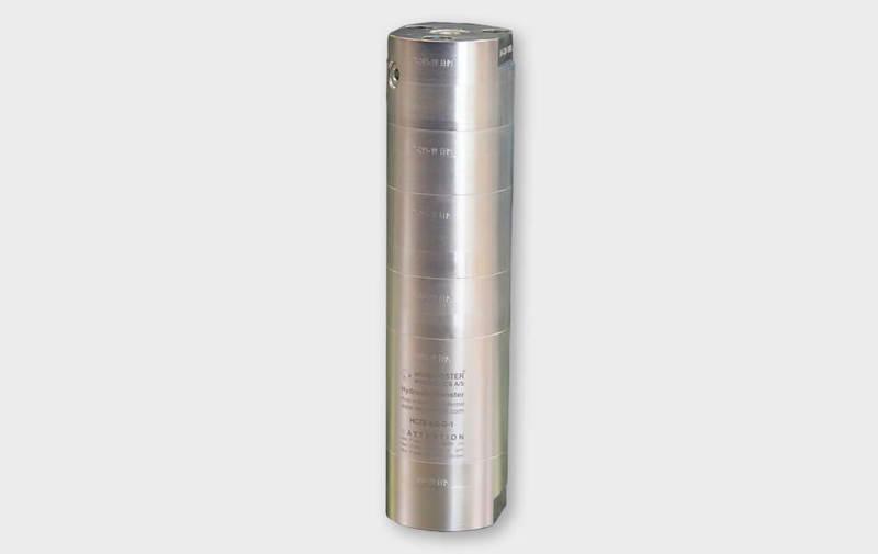 Gruppo HC78 - Moltiplicatore olio-olio HC78 - Pressioni fino a 1300 bar - Camar S.p.A.