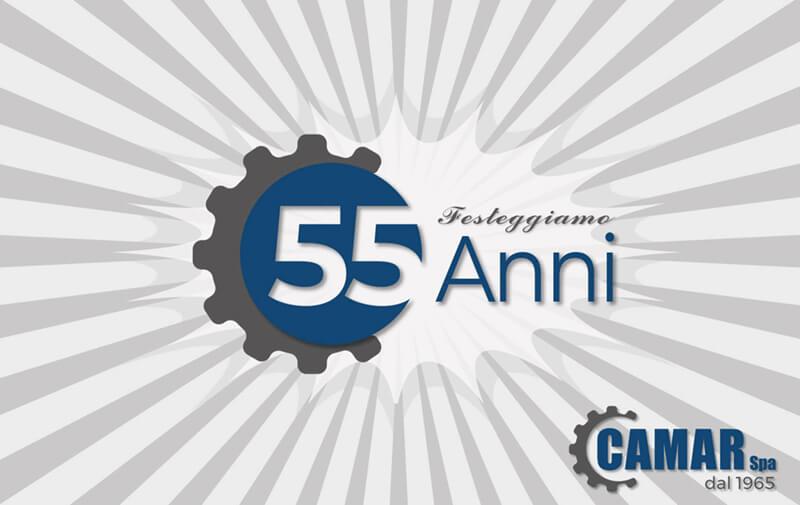 CAMAR SpA 55 anni