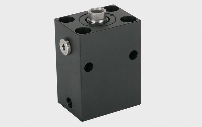 Gruppo B 1.5091 - Cilindro a basetta a semplice effetto ROEMHELD – Camar S.p.A