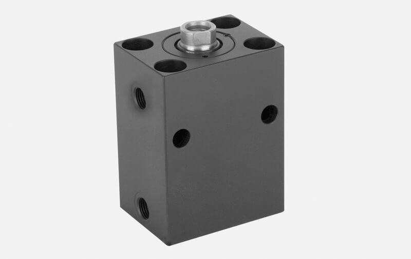 Gruppo B 1.5094 - Cilindro a basetta a doppio effetto ROEMHELD – Camar S.p.A