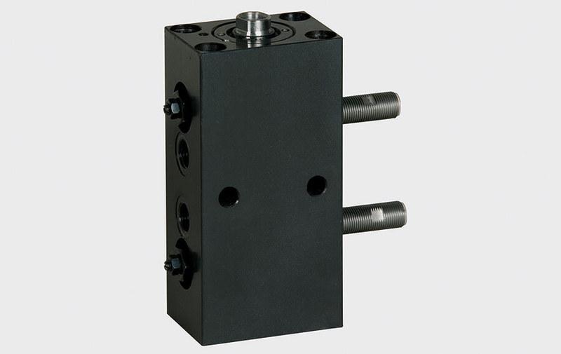 Gruppo B 1.530 - Cilindro a basetta con smorzamento regolabile ROEMHELD – Camar S.p.A