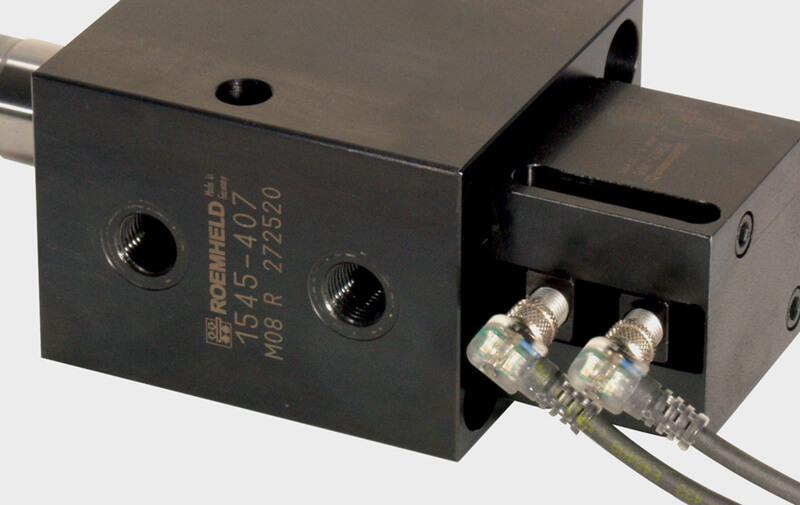 Gruppo B 1.555 - Accessori per il controllo posizione ROEMHELD – Camar S.p.A