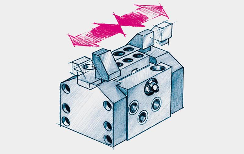 Gruppo B - Elementi di bloccaggio a posizione variabile ROEMHELD - Sistemi di bloccaggio – Camar S.p.A.