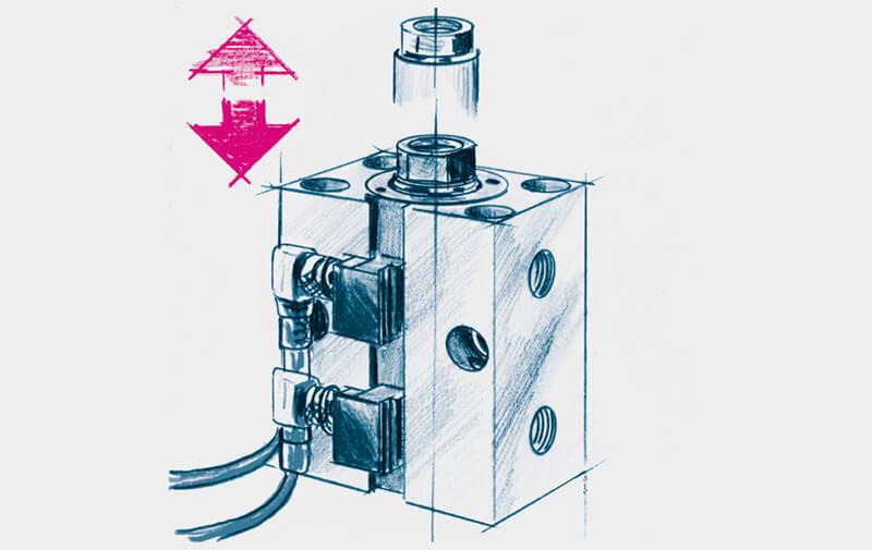 Gruppo B - Cilindri a basetta ROEMHELD - Sistemi di bloccaggio – Camar S.p.A.