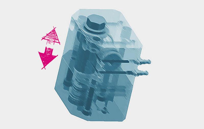 Gruppo B - Cilindri irreversibili autobloccanti ROEMHELD - Sistemi di bloccaggio – Camar S.p.A.