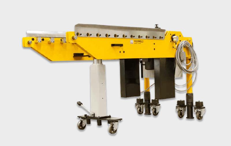 Gruppo WZ818360 - Cambio stampi ad azionamento elettrico - Camar S.p.A.