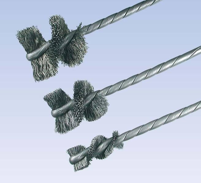 Gruppo HELITUF - Microspazzole per lavorazioni interne - Camar S.p.A.