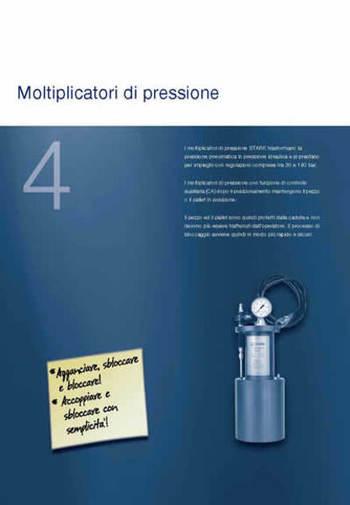Gruppo Cap. 4 - SPEEDY CLASSIC 2 - Generatori di pressione - Camar S.p.A.