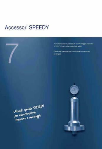 Gruppo Cap. 7 - SPEEDY CLASSIC 2 - Accessori - Camar S.p.A.