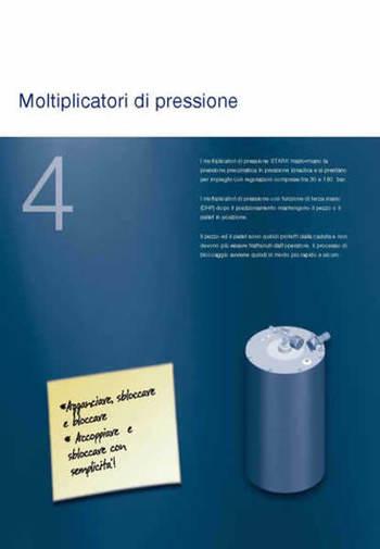Gruppo  - SPEEDY CLASSIC 3 - Generatori di pressione - Camar S.p.A.