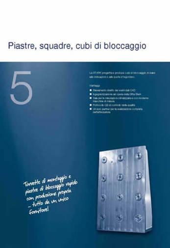 Gruppo  - SPEEDY CLASSIC 3 - Cubi, squadre e piastre - Camar S.p.A.