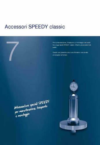 Gruppo  - SPEEDY CLASSIC 3 - Accessori - Camar S.p.A.