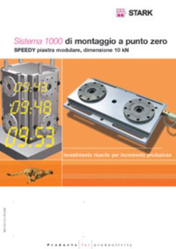 Gruppo  - SPEEDY Piastra modulare - Camar S.p.A.